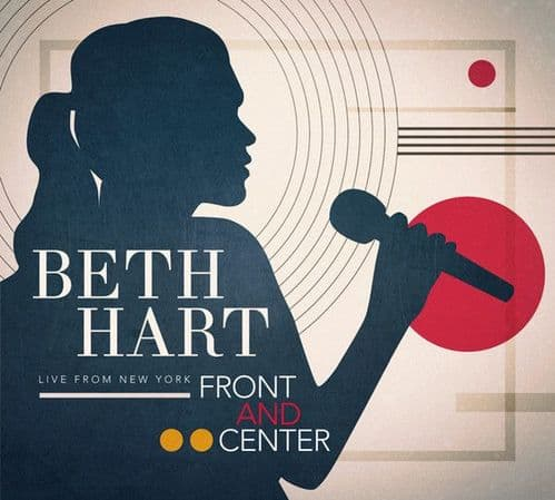 Beth Hart<br>Front And Center (Live From New York)<br>CD + DVD, Multichannel